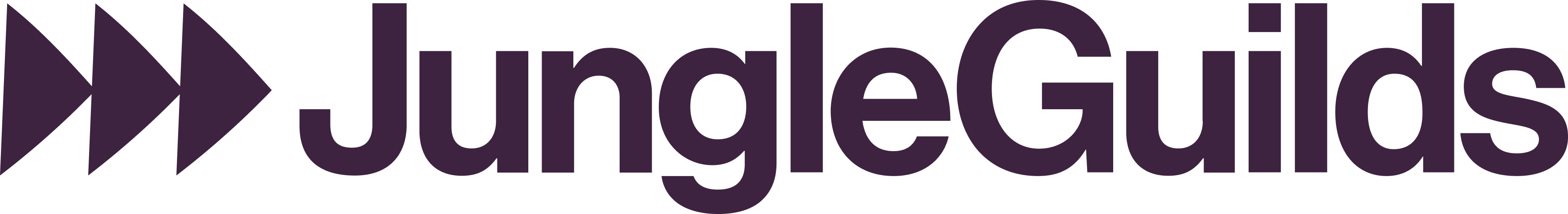 Jungle Guilds logo