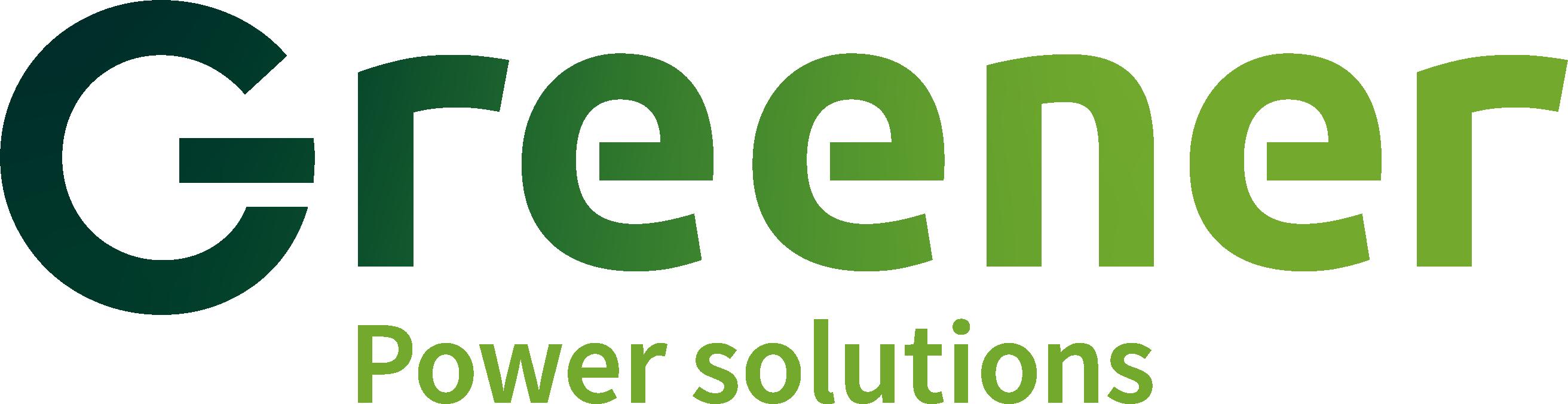 Greener Power Solutions logo