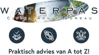 Waterpas Civiel Adviesbureau logo